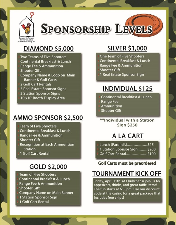 Sponsorships 2014 - Small