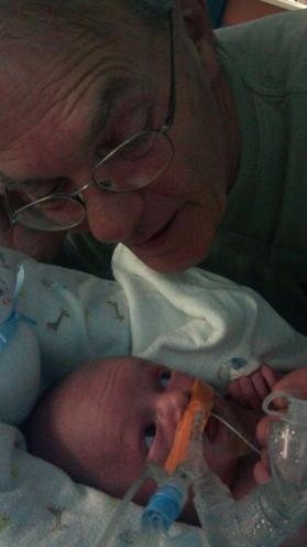parker-james and grandpa