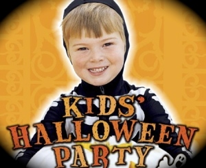 kid halloween party